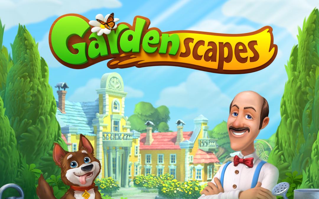 Gardenscapes Hack: Kostenlose Münzen und Leben.