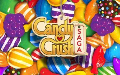 Candy Crush Saga Hack: Kostenlos Gold und Leben.