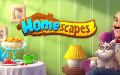 Homescapes Hack: Kostenlose Münzen und Sterne.