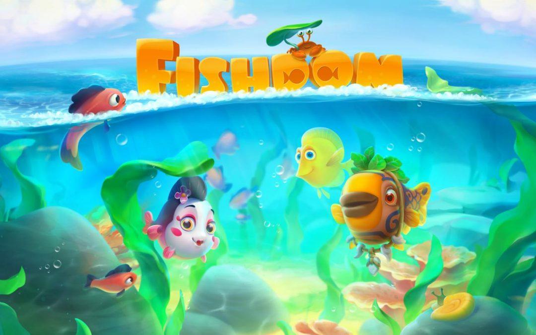 Fishdom Hack: Kostenlose Münzen und Kristalle.