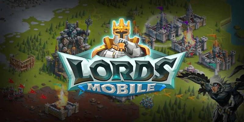 Lords Mobile Hack: Kostenlose Edelsteine und Leben.