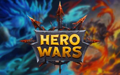 Hero Wars Hack: Kostenlose Smaragde und Gold.