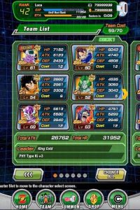 dragon ball z dokkan battle hack