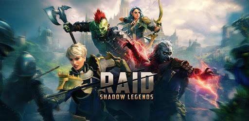 RAID Shadow Legends Hack: Kostenlose Edelsteine und Silber.